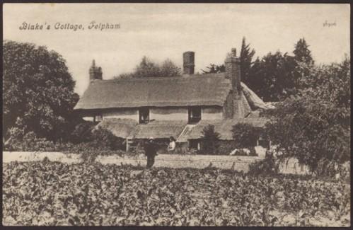 Blake's Cottage Felpham